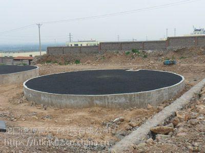 新疆沥青砂冷补沥青混合料大型储罐垫层人人夸