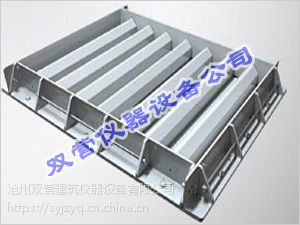 混凝土早期抗裂实验装置/早期抗开裂试模/大板试模 混凝土平板刀口约束抗裂试模
