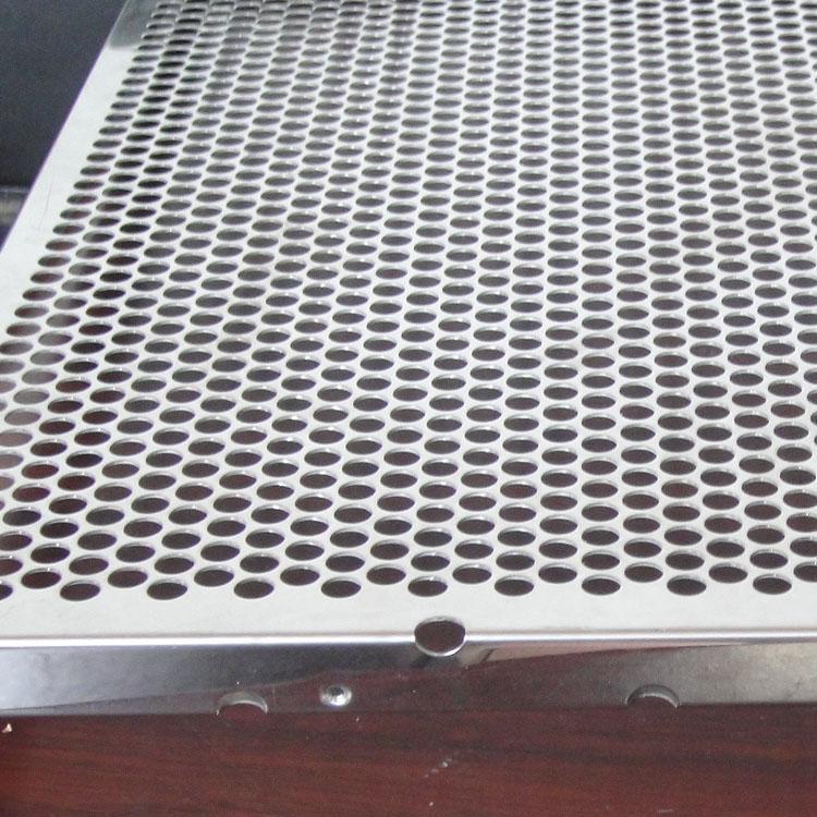 卷状圆孔网 不锈钢冲孔网规格 圆孔网筛