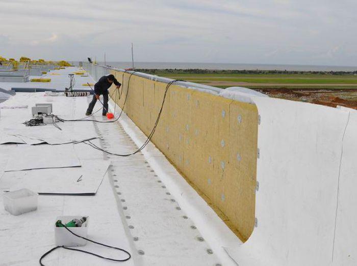 外墙国标保温岩棉板价格优惠 岩棉水泥复合板GV09