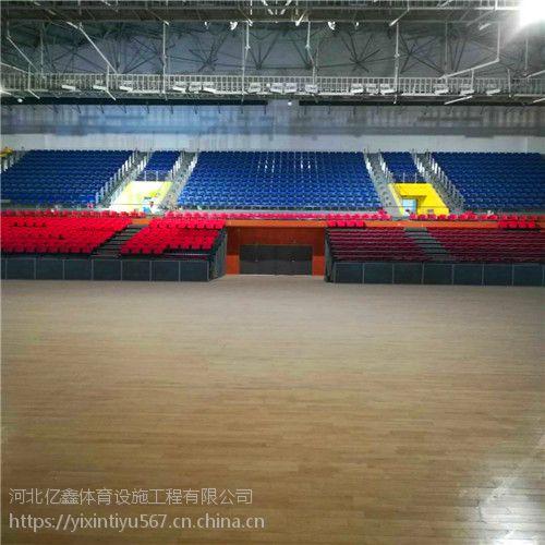 体育馆运动木地板所有性能家装地板都不能满足