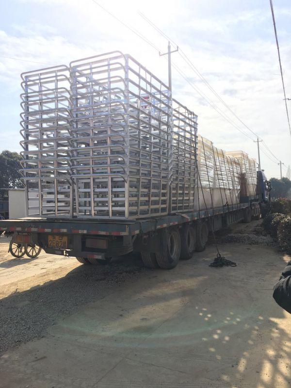 K1300L纺织印染推布车装车发货