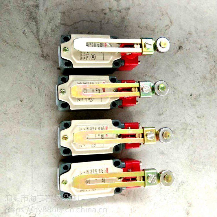 海宇畜牧304不锈钢材质刮粪机厂家特价促销: