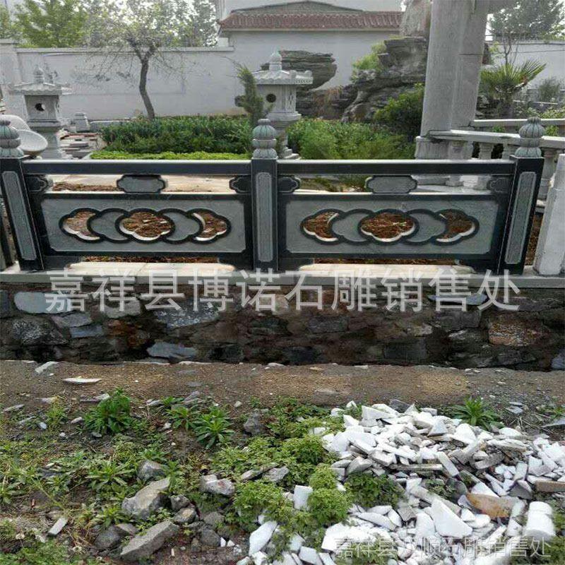 石雕栏板 做工有线雕 浮雕 透雕等