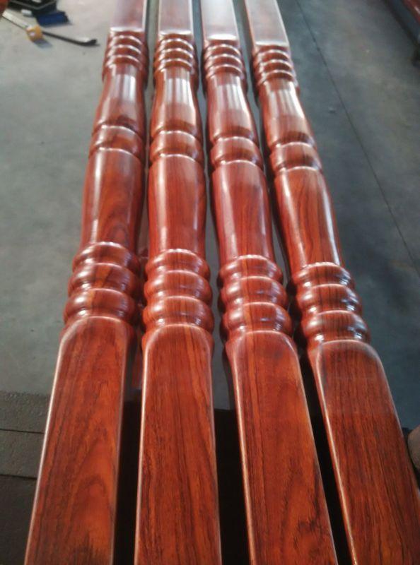 铝楼梯扶手葫芦管 铝栏杆