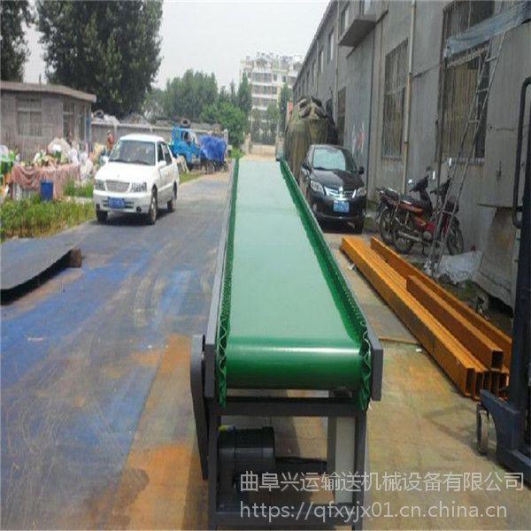 散料输送机滚筒式 食品专用输送机濮阳