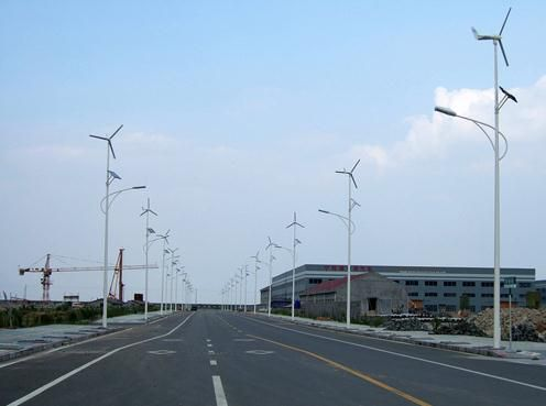 风光互补路灯指导报价,哪里买优惠些:   首当其冲的是这套以节能环保图片