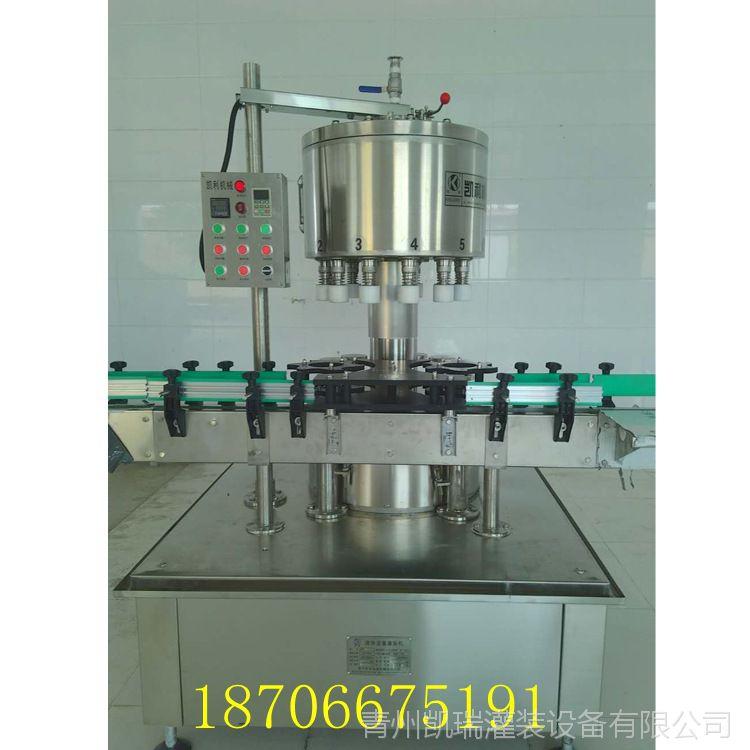液体自动定量灌装机玻璃瓶白酒灌装机云南骨架灌装设备灌装机变压器白酒工字图片
