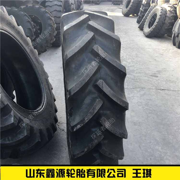 前进农用子午线轮胎380/85R28 420/85r30 420/85r28 真空钢丝胎
