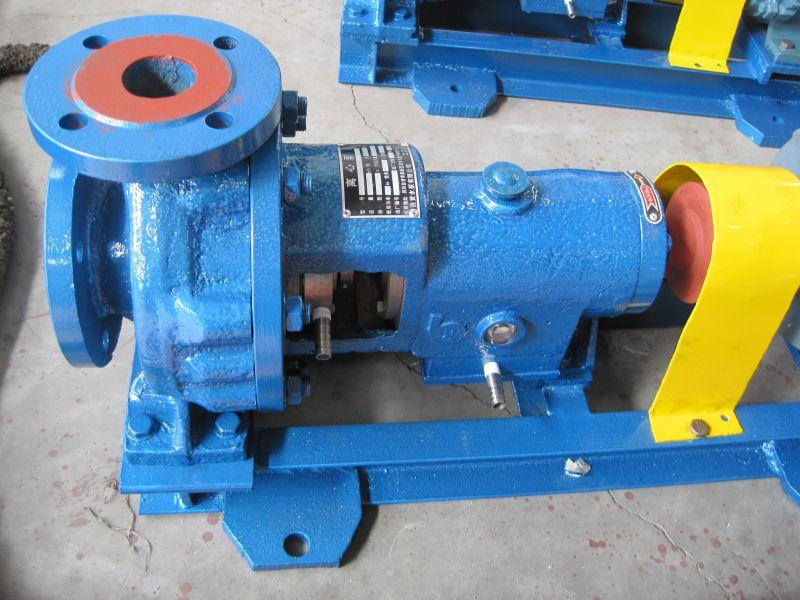 自贡水泵化工流程泵性能参数实验中