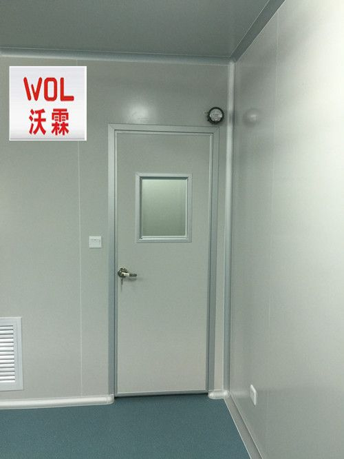 无尘车间 无菌室 实验室 洁净室装修过程