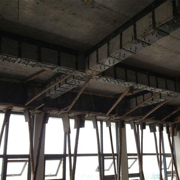 江西钢结构厂房加固公司 捷和加固公司