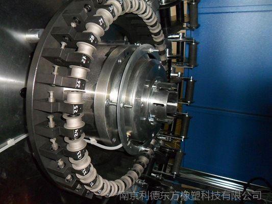 ***代理进口意大利VP钢丝缠绕机编织缠绕液压橡胶管设备定制机械
