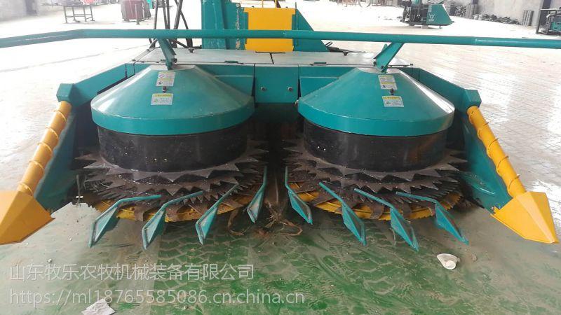 牧乐农装4QX-1700青饲料收获机价格 作业速度 效率