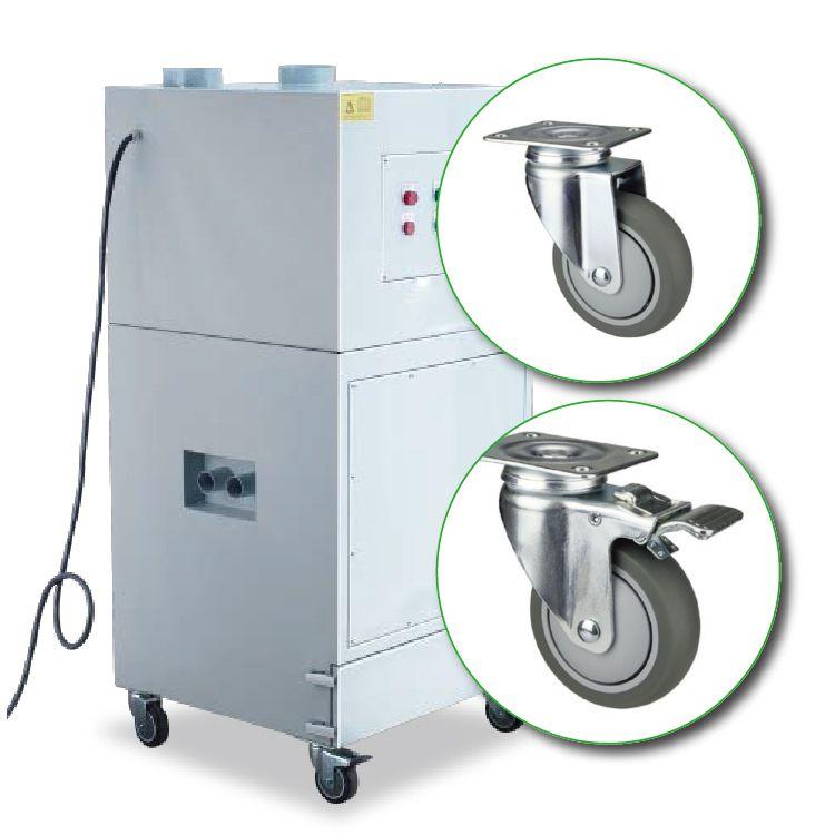 供应高负压型工业集尘器 激光打孔配套用工业吸尘器 普惠环保