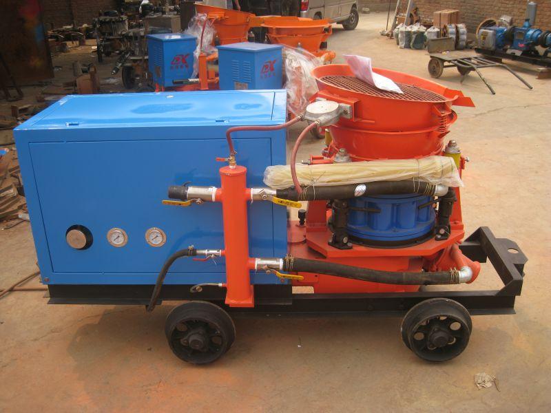 PZ混凝土喷浆机 HSP7混凝土干喷机 PS5I混凝土湿喷机