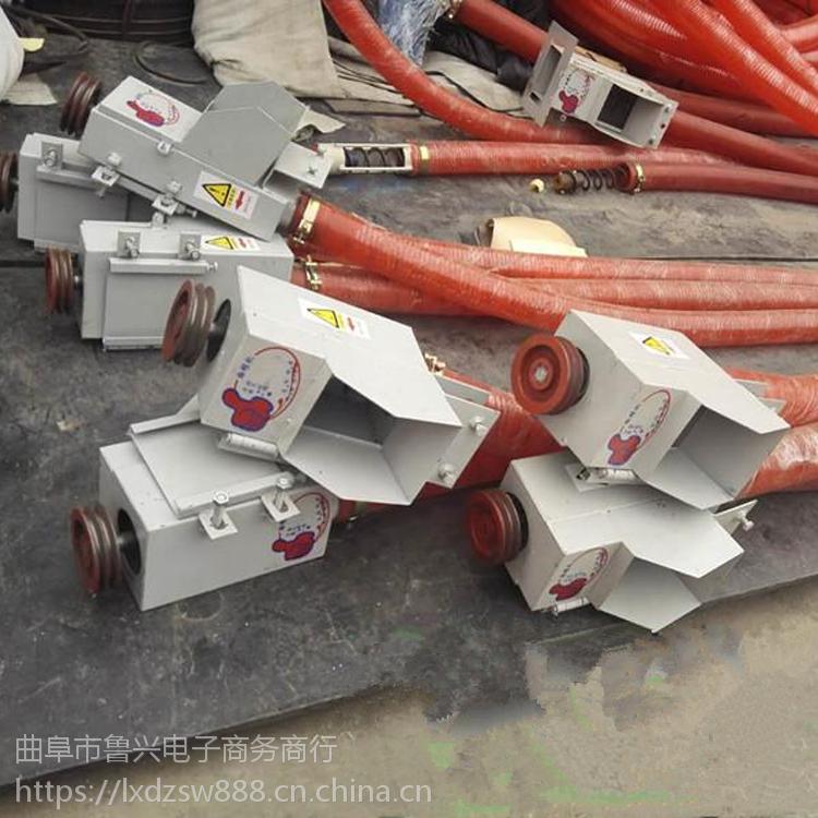 环保车载吸粮机厂家直销移动式 粒状物料气力输送机