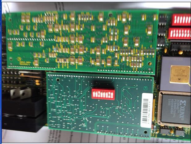 罗宾康LDZ10000432.54C 单元控制板显示锁存按键