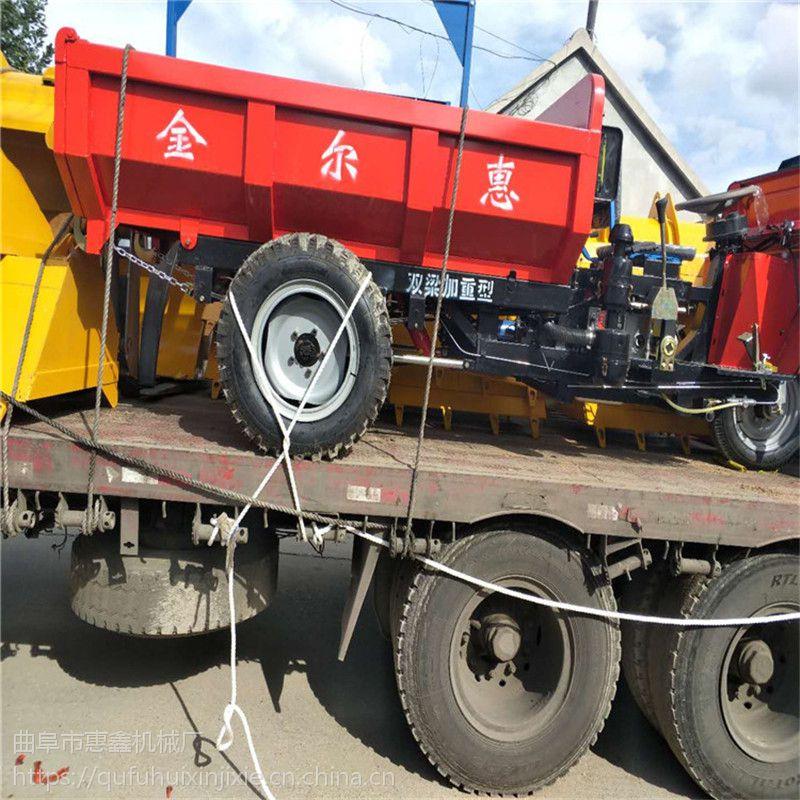 高低速爬坡的工程三轮车 农业养殖用的三马车 福冈公路养护用的三蹦子