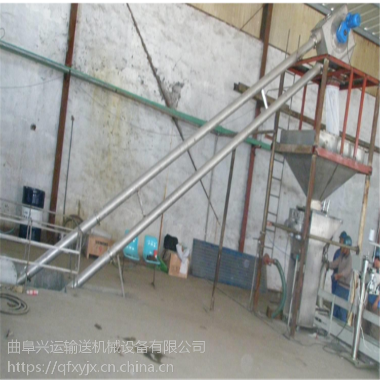 全新管链输送机批发价定制 钙粉提升机景德镇