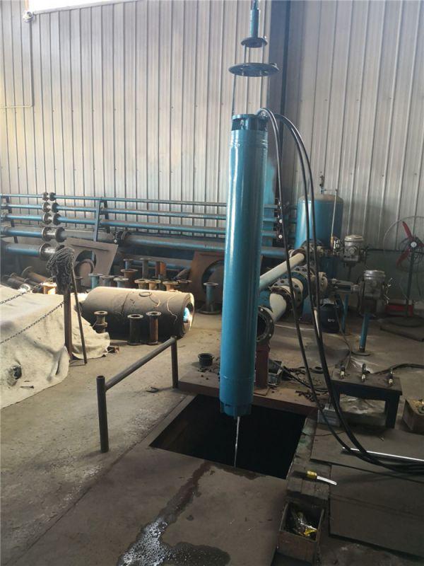 大流量潜水泵,高扬程温泉井用潜水泵_热水耐高温深井泵