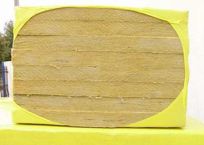 抹面砂浆岩棉复合板招经销商 A级防火保温岩棉板JY43