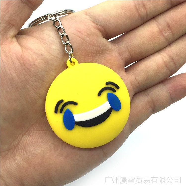 QQ项链表情动态钥匙扣挂饰吊坠图案瑞克和天线宝宝gif微信表情包双面图图片