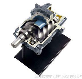 厂家直销 英格索兰螺旋空压机 机头大修 低噪环保