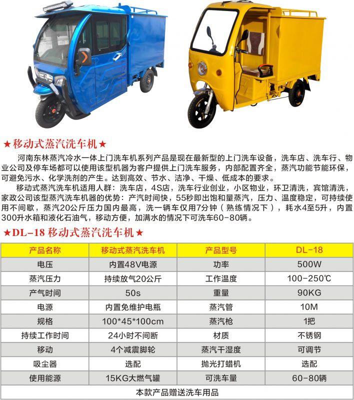?上门洗车将会形成有别于传统洗车的全新的业务模式