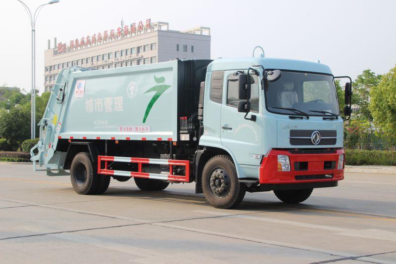 程力垃圾车厂家在哪里 能送车上面吗