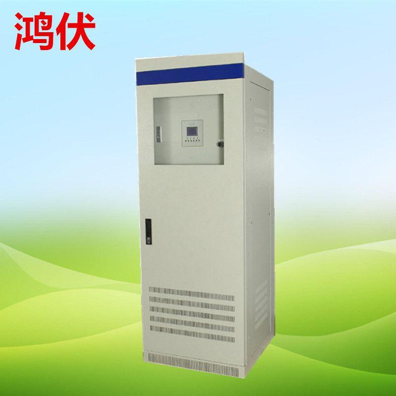 深圳鸿伏40KW大功率太阳能离网逆变器 光伏逆变器 逆控一体机规格参数