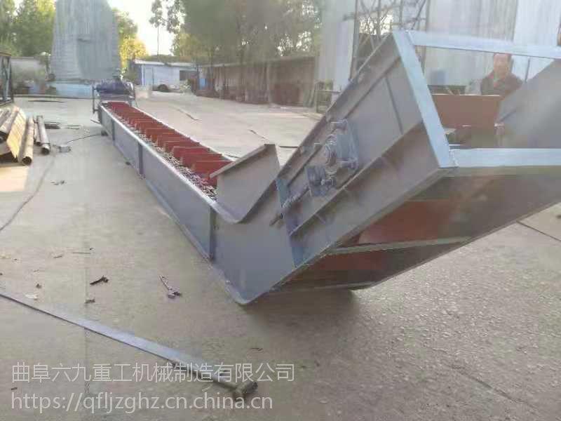 垃圾刮板输送机定做品牌好 输送机廊坊