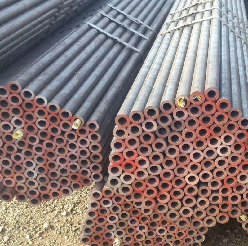 38*4供应无缝钢管38*4高频焊管
