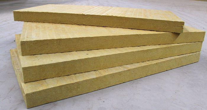 屋面保温防火岩棉板厂家报价 水泥岩棉复合板RF21