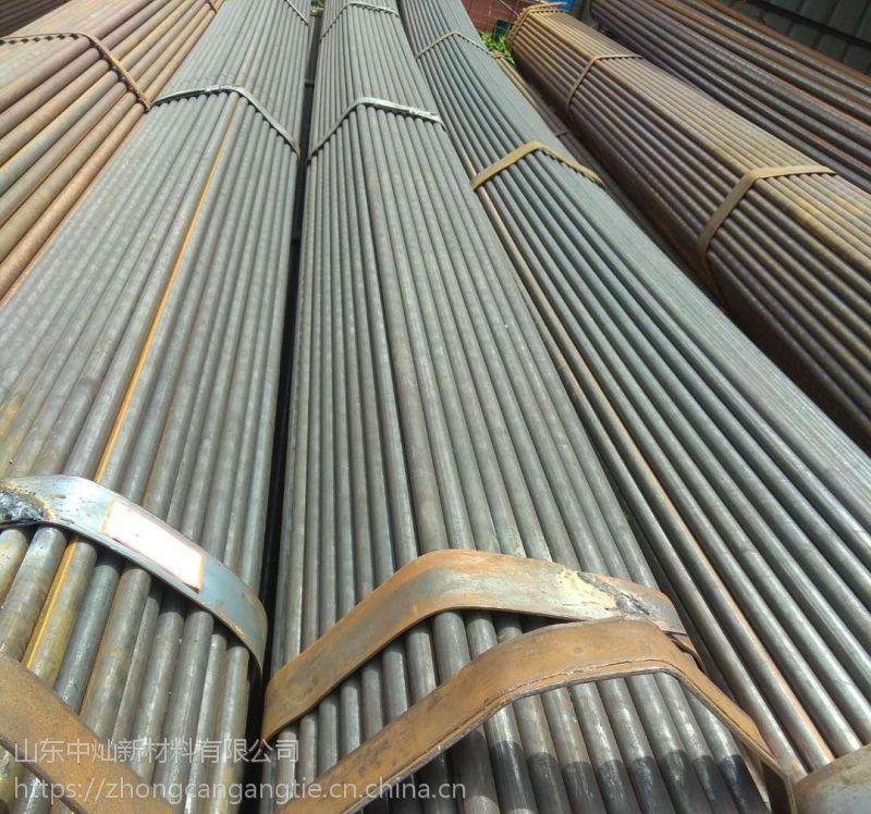 焊管今日价格 Q235B黑焊管现货低价 山东泰安直发