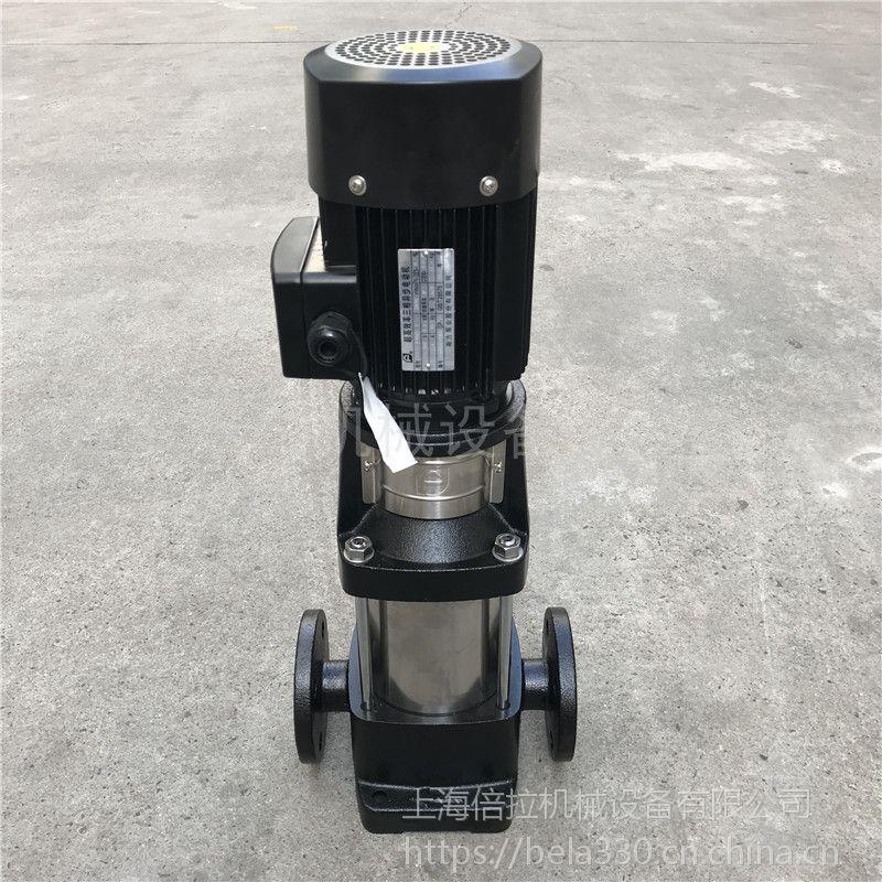 倍拉立式离心泵CDL4-19B高温清洗泵
