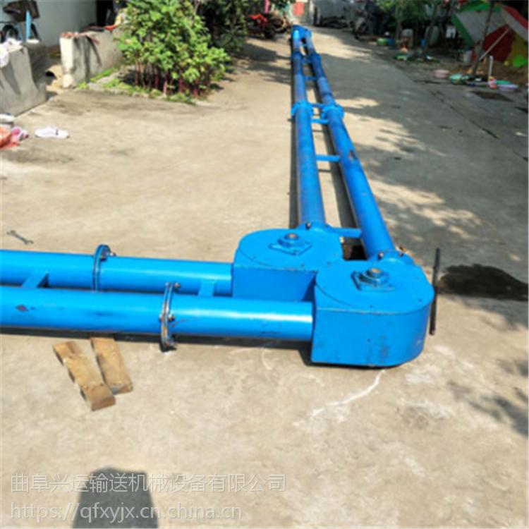 特价管链输送机规格多用途 环型管链机江西