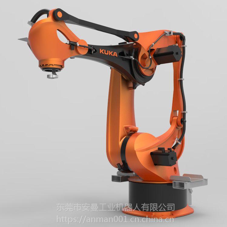 曼德去毛刺浮动主轴工业机器人打磨主轴机器人打磨机器人去毛刺