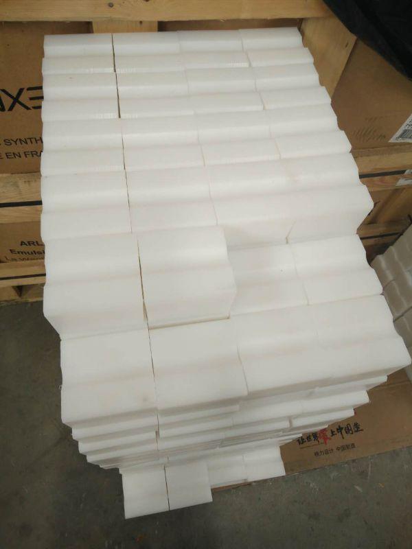 洛阳矿实供应天轮衬块 天轮胶垫  天轮胶块现场发货