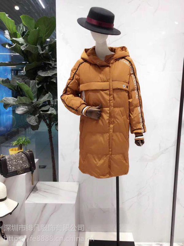 服装尾货市场批发品牌折扣女装尾货低价清仓处理