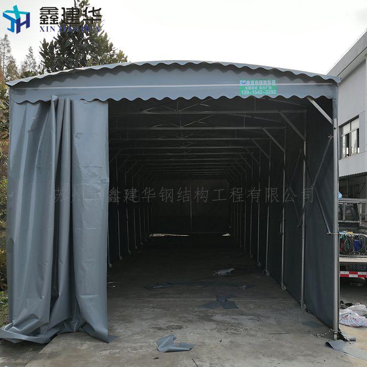 筏头乡户外活动雨棚(布) 折叠式仓库帐篷 加厚雨蓬防风抗雪抗倾覆