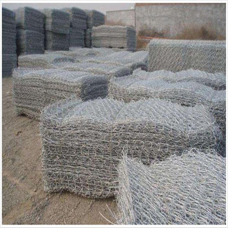 堤岸石笼网 加筋格宾挡墙 格宾网规格