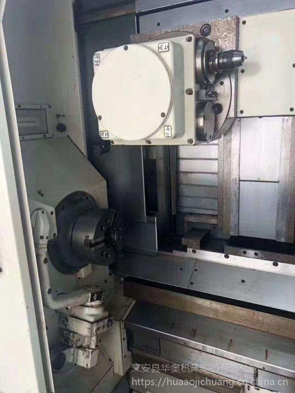原装进口 二手日本大隈MACTURN30-W五轴车铣复合