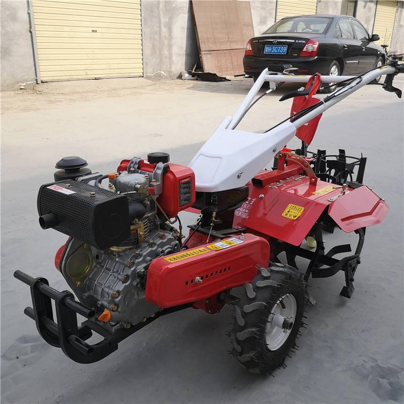 普航/186型柴油旋耕机/四驱开沟机