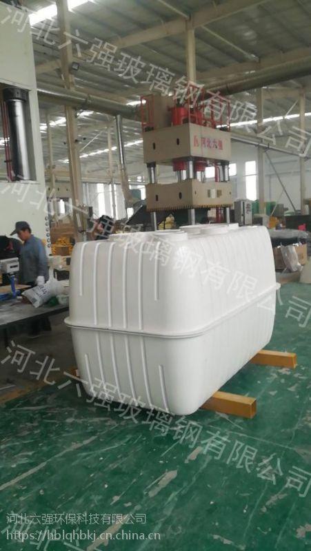 供应盐城玻璃钢模压化粪池性能稳定经验丰富化粪池交货快按需定制