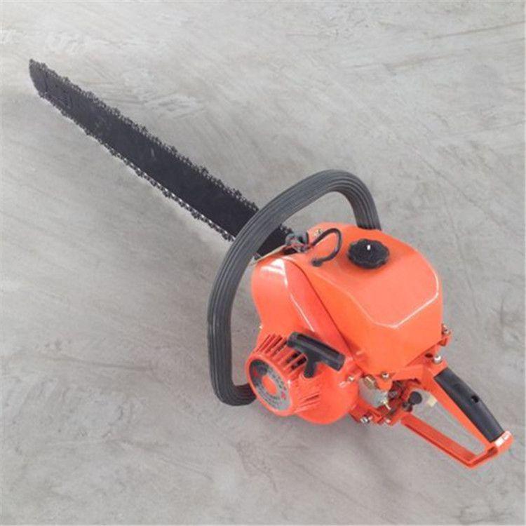 汽油链条挖树机 高效手提断根起树机