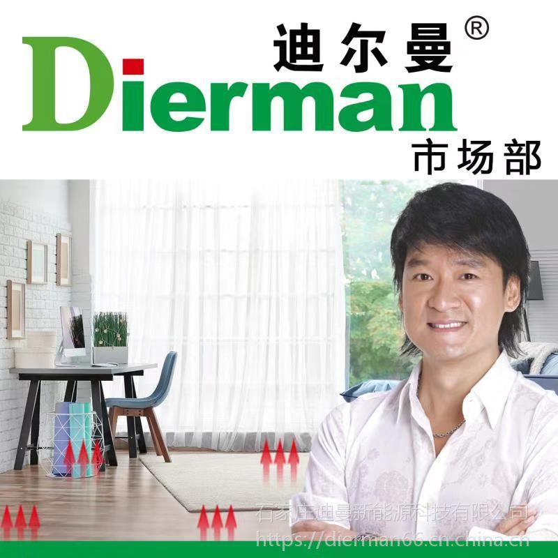 全球电采暖看中国,中国电采暖看河北,河北电采暖看迪尔曼!
