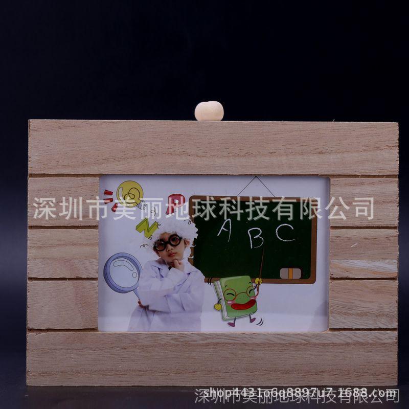 写真照婚纱纪念册影楼儿童相册制作宝宝百天成长照片6寸拾光宝盒