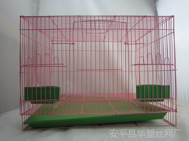 【精品推荐】简易宠物笼、狗笼、鸟笼、宠物铁笼子、宠物笼厂家
