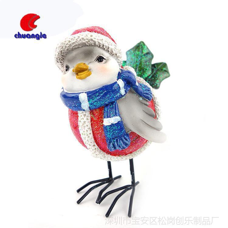 树脂十二生肖圣诞餐厅斗鸡美式服装公鸡家居曲棍球守门员图片乡村图片